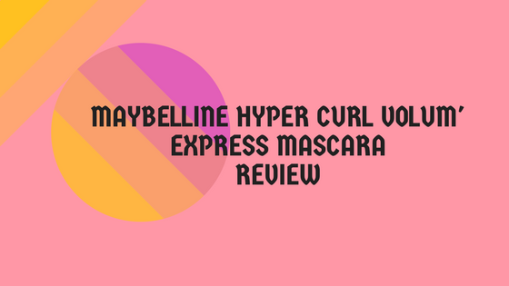 MAYBELLINE MASCARA FOR INSTANT UPLIFT OF EYES