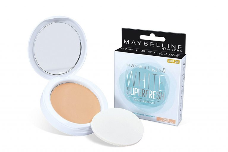 Maybellinmaybelline White Super fresh Compact