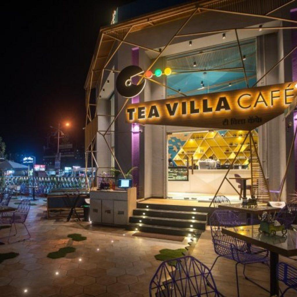 Tea Villa Cafe Review