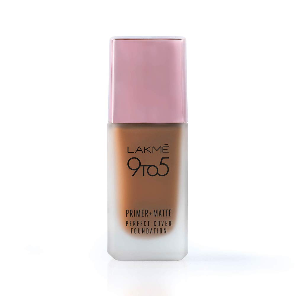 Lakme 9To5 Primer + Matte Perfect Cover Foundation