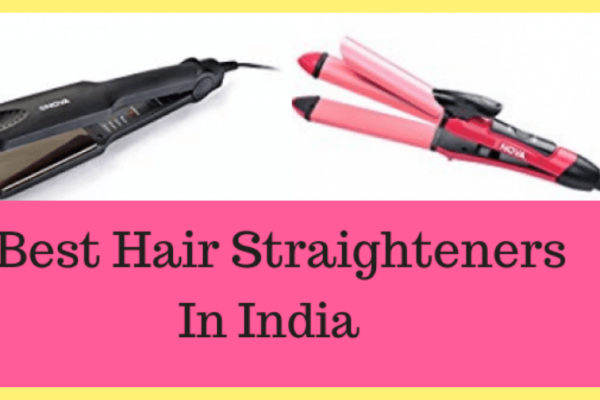 What are the best hair straighteners in India?